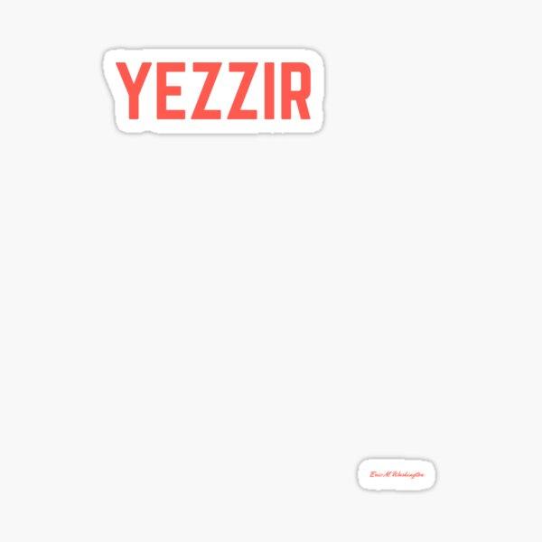 yezzir Sticker