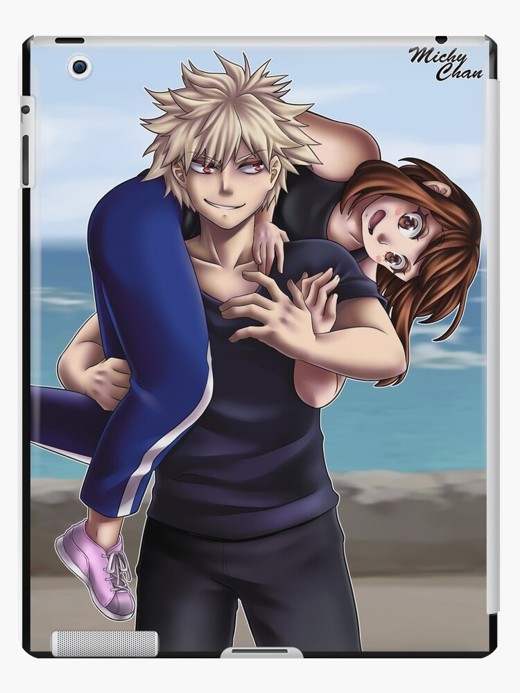 Kacchako Ipad Case Skin By Michychanart Redbubble Welcome to the kacchako sanctuary, where we love & appreciate this adorable pairing~. redbubble