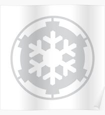 Snow Trooper Corps Poster