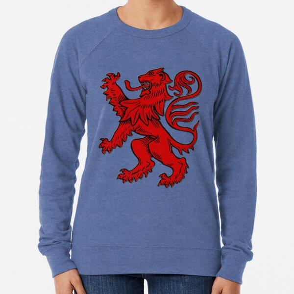 SCOTTISH LION Lightweight Sweatshirt