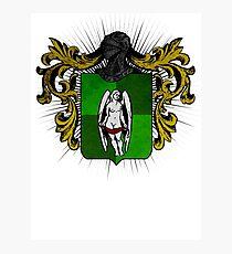 Heraldic Photographic Print