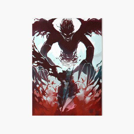 Demon antimagic Asta Art Board Print