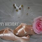 Ballet Beauty Birthday Card by Coloursofnature