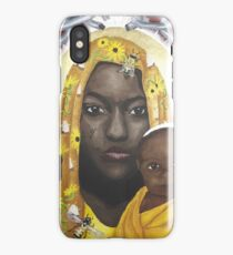 Our Lady, Breaker of Chains iPhone Case/Skin
