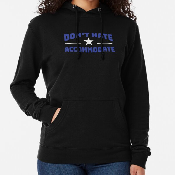 Advocating while looking awesome.  Lightweight Hoodie