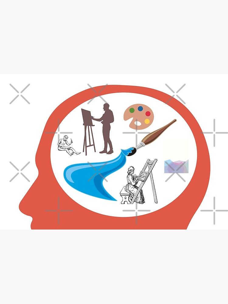 Mind Your Artist! by chelledavies