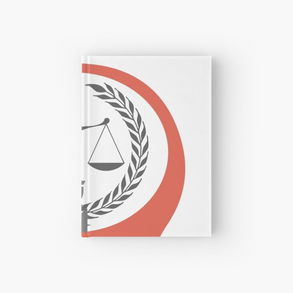 Mind Your Law! Hardcover Journal