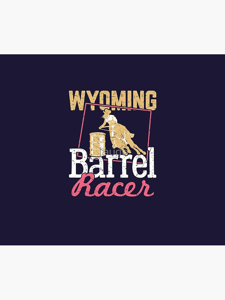 Wyoming Barrel Racer by jaygo