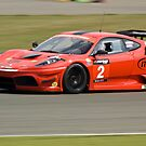 Ferrari F430 Scuderia (Cameron/Griffin) by Willie Jackson