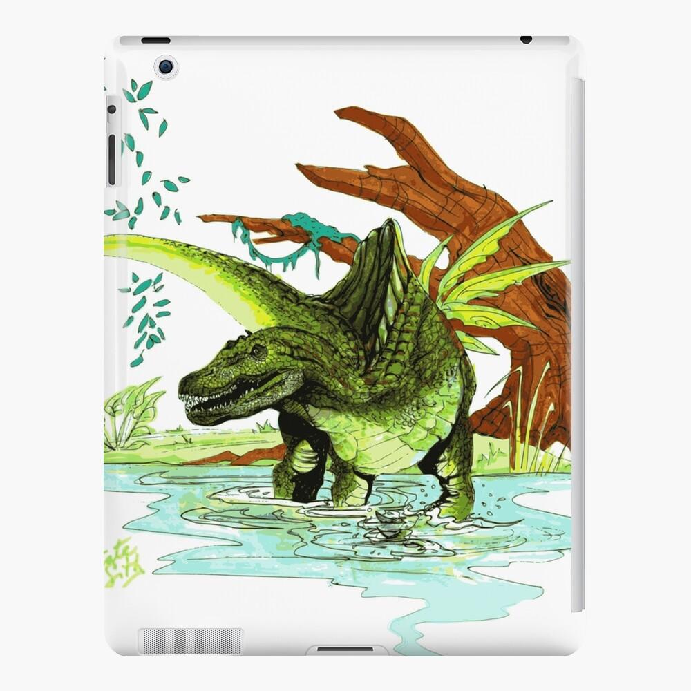 Spinosaurus Funda y vinilo para iPad