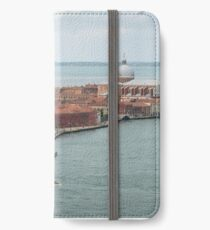 A View of Guidecca, Venice, Italy iPhone Wallet/Case/Skin