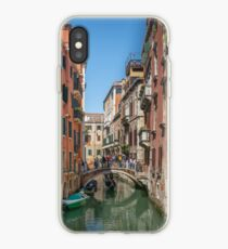 Canal Views of Venice iPhone Case