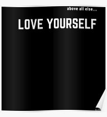 LOVE YOURSELF #2 Poster
