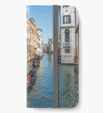 Views of Venice iPhone Wallet/Case/Skin