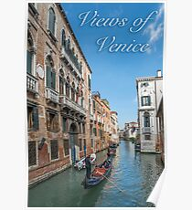 Views of Venice Poster