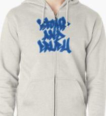 Stomp and Crush - 2015 - Blue Zipped Hoodie