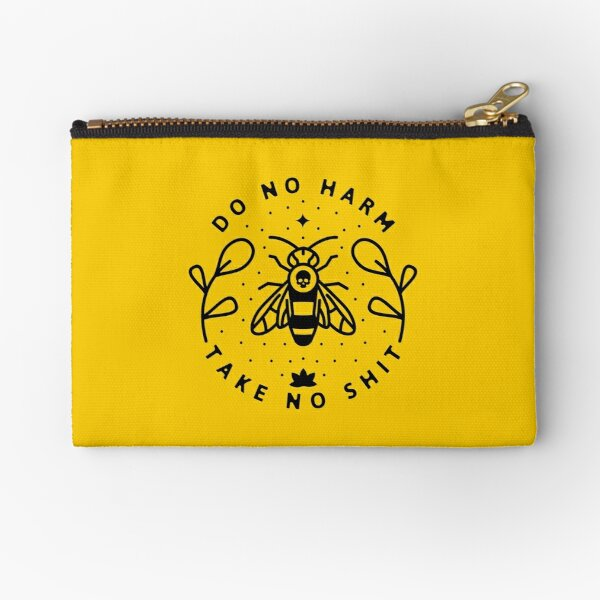 Do No Harm Zipper Pouch