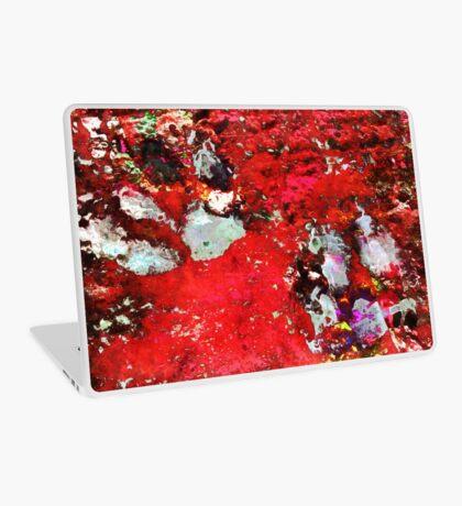 Paw Prints Heart Desire Laptop Skin