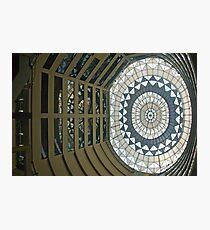 Chennai Shopping Centre roof Photographic Print