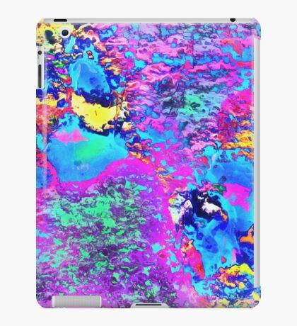 Paw Prints Happy Days iPad Case/Skin