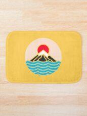 Alfombra de baño Fuji