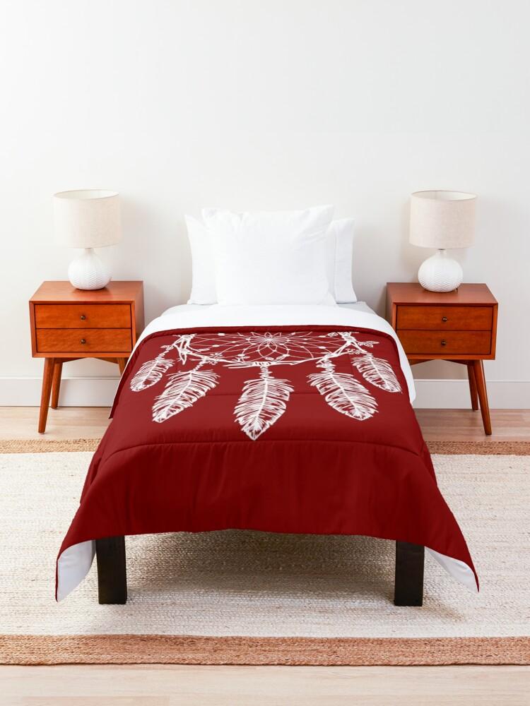 Alternate view of Dreamcatcher Comforter