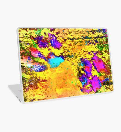 Paw Prints Desert Sands Laptop Skin