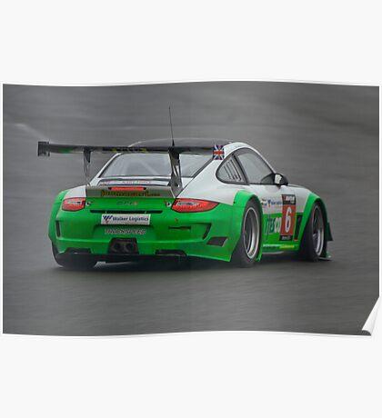 Porsche 911 GT3-R (Walker/Westbrook) Poster