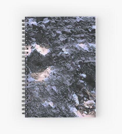 Barnie Paw Prints Next Generation 20 Spiral Notebook