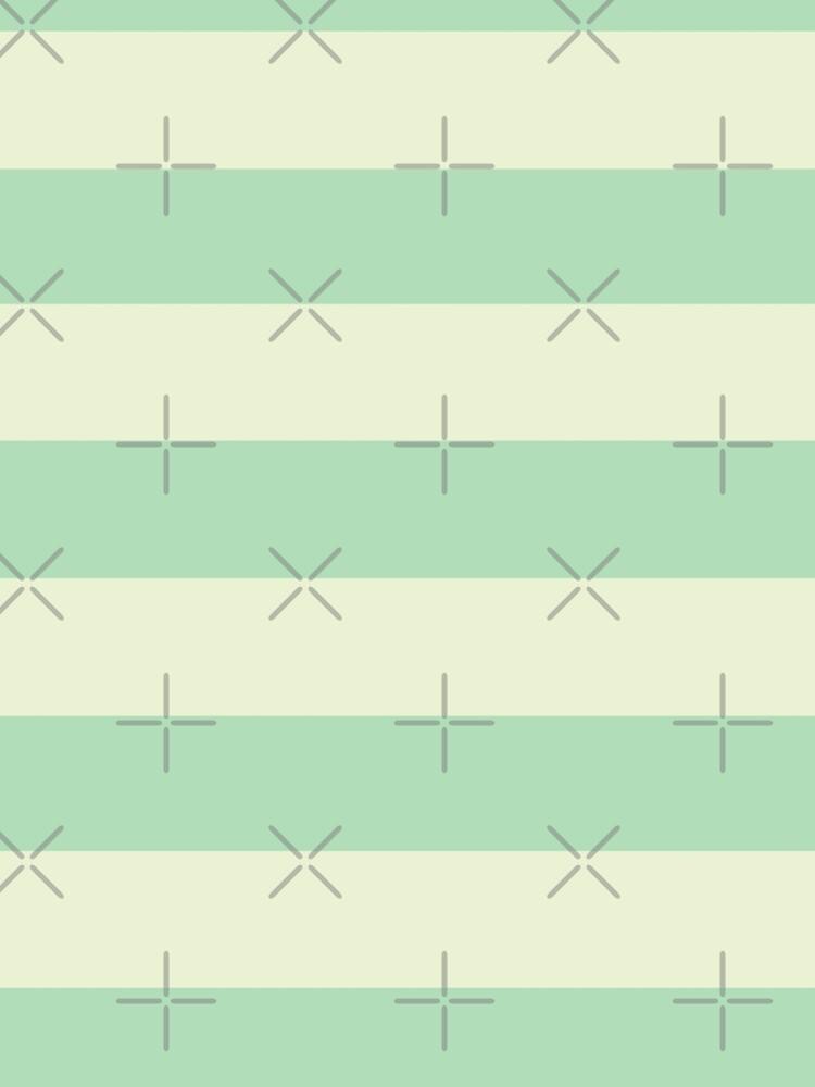 Stars mint green tights - Star vs FOE by Sharkanakronism