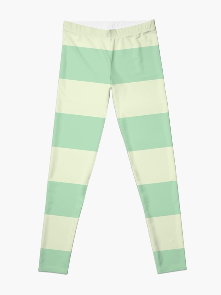 Alternate view of Stars mint green tights - Star vs FOE Leggings