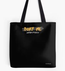 with pride Tote Bag