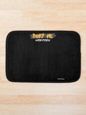 with pride Bath Mat