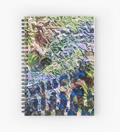 Barnie Paw Prints Next Generation 14 Spiral Notebook