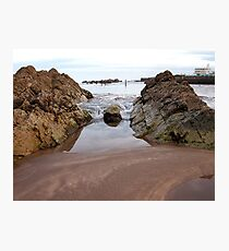 Incoming Tide. Photographic Print