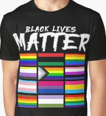 ALL BLM Graphic T-Shirt