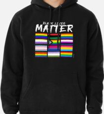 ALL BLM Pullover Hoodie