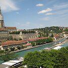 Restoration Work - Bern, Switzerland by Danielle Ducrest