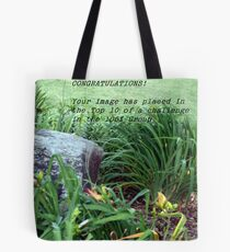 TOP TEN WINNER Tote Bag