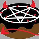 Devil Donut by IamSare