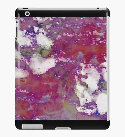 Paw Prints Rosey iPad Case/Skin