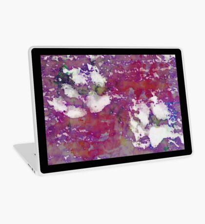 Paw Prints Rosey Laptop Skin