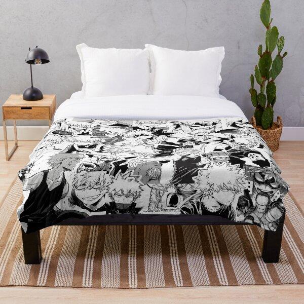 Katsuki Bakugo  Throw Blanket