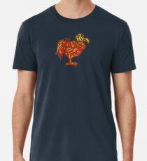 Dodo pattern light Premium T-Shirt