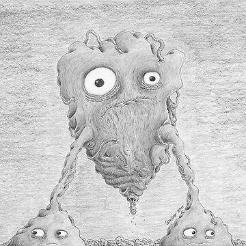 Birth by SanderJansenArt