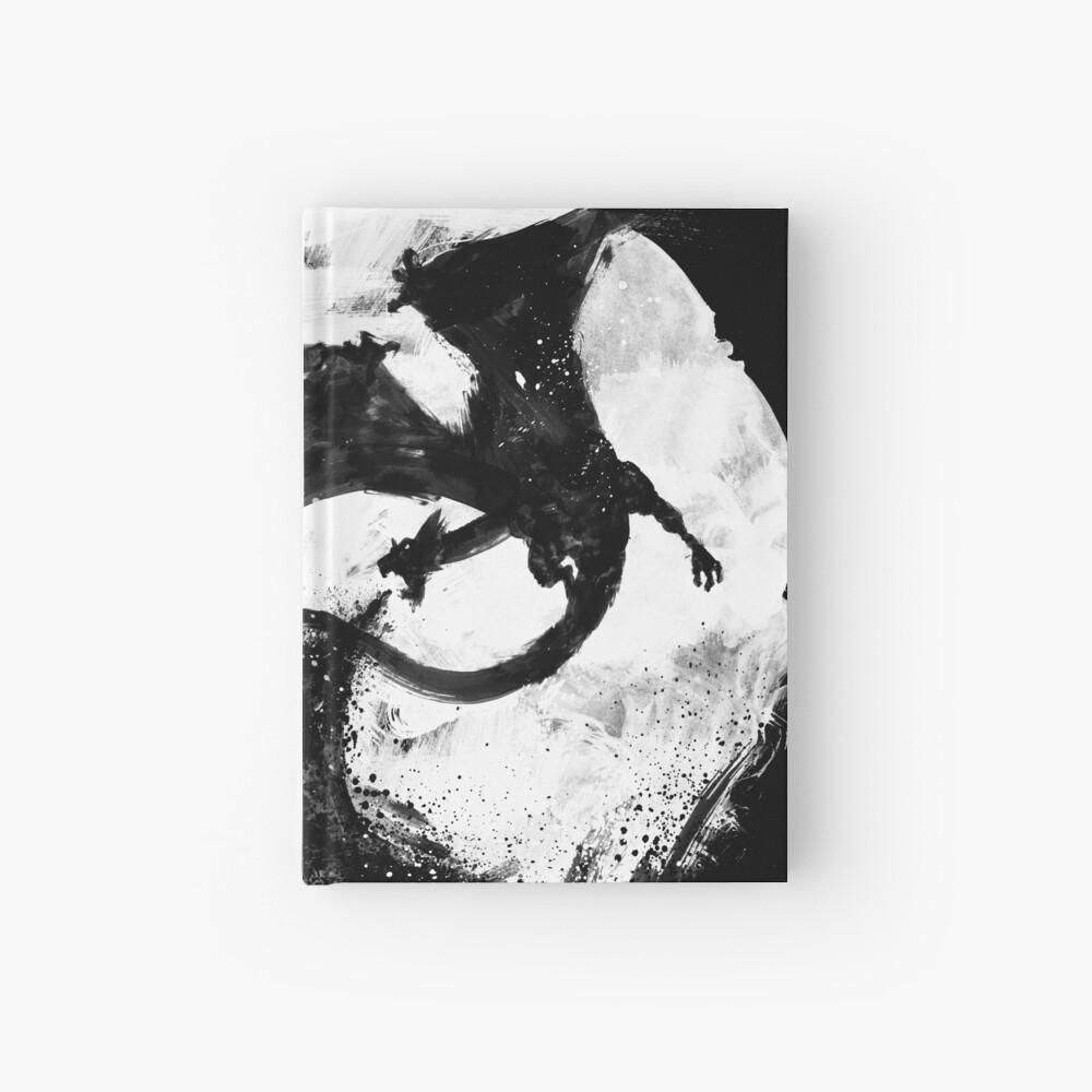 Midnight Desolation Hardcover Journal