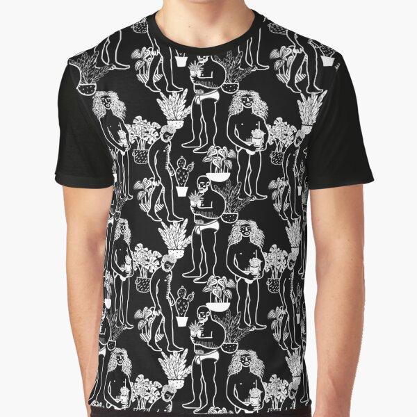 Boys & Plants Graphic T-Shirt