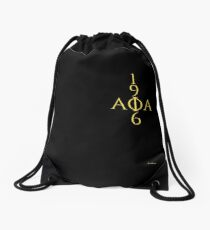 for ALPHAS only ((alternate)) Drawstring Bag