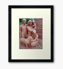 Sandland (2) Framed Print