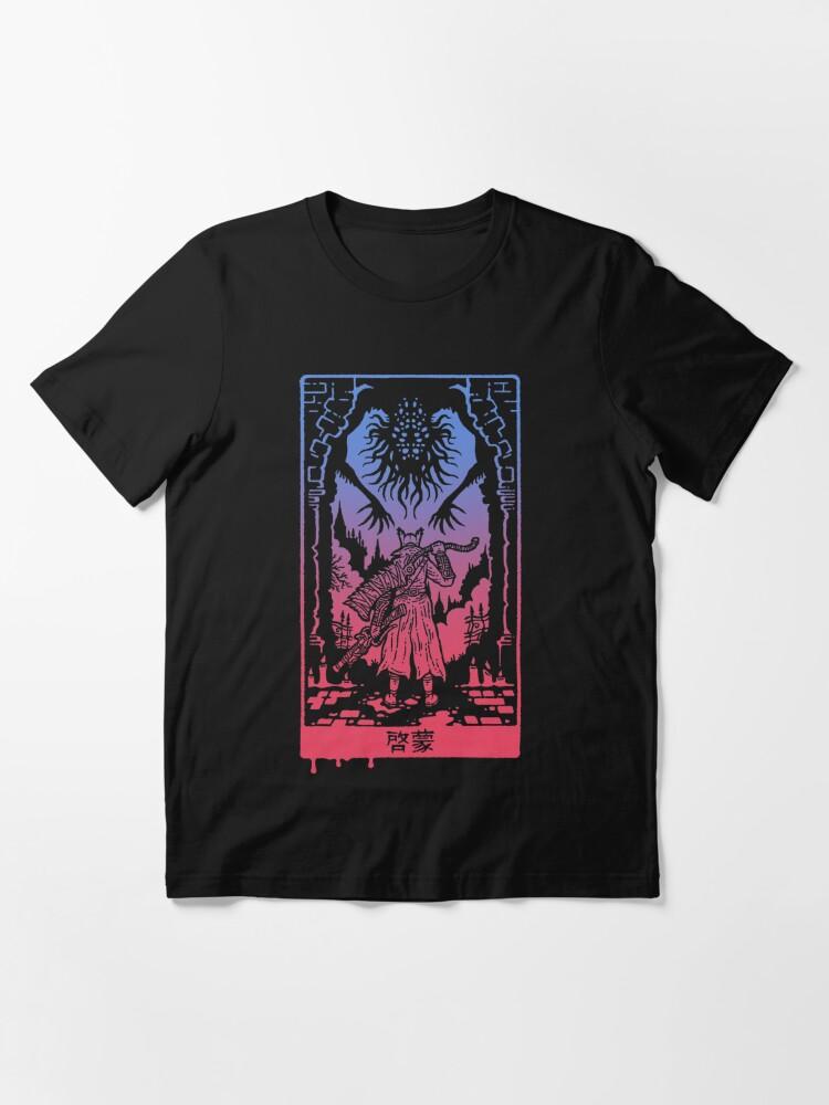 Alternate view of ENLIGHTENMENT Essential T-Shirt